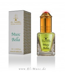 Musc Bella 5ml Parfüm - El-Nabil