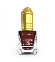 Amber of Yemen 5ml Parfüm - El-Nabil Misk