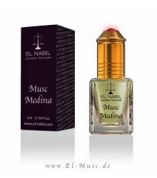 Musc Medina 5ml Parfüm - El-Nabil Misk