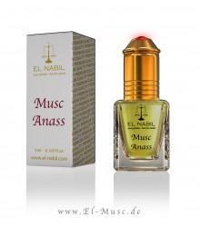 Musc Anass 5ml Parfüm - El-Nabil